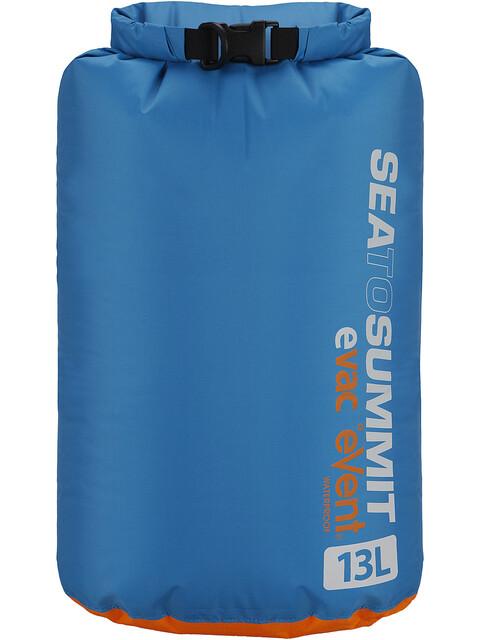 Sea to Summit eVac - Para tener el equipaje ordenado - 13l azul